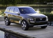 Kia Admits that the Telluride Could Wear K900 Underpinnings - image 776228
