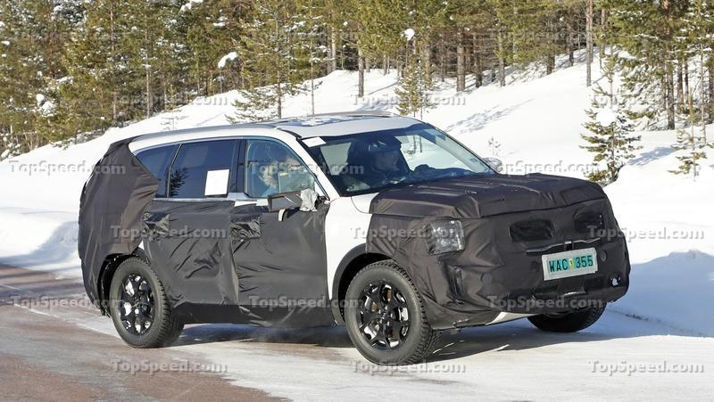Scoop: All We Know About The Kia Telluride