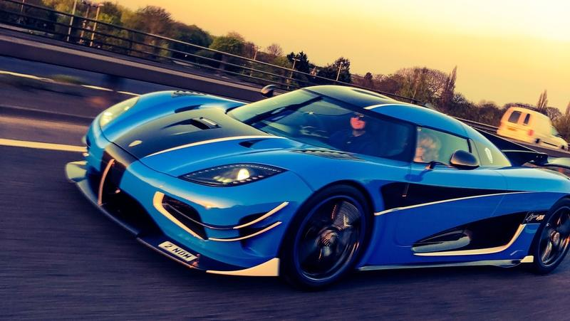 Koenigsegg Agera RSN Lays Waste To VMax200 Top Speed Record