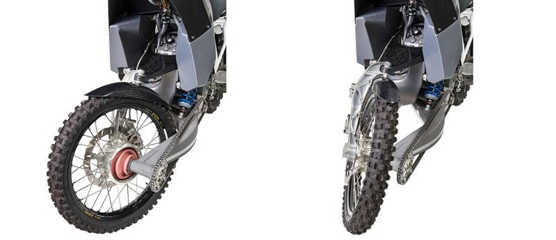 KTM 990 Adventure gets an AWD system built by a mechanical engineer - image 777626