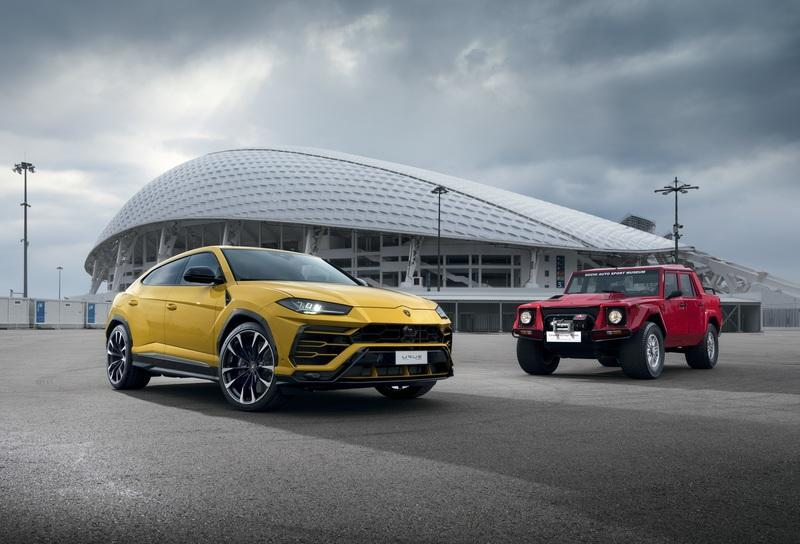 Don't Expect a Smaller Lamborghini SUV to Join the Urus