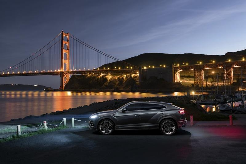 Wallpaper of the Day: 2019 Lamborghini Urus