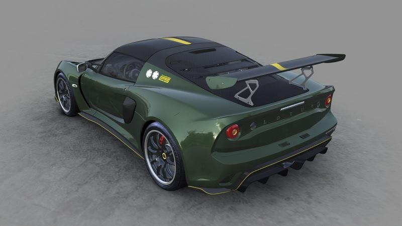 2018 Lotus Exige Cup 430 Type 25