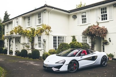 McLaren Pops The Champagne with 5,000 Sold Units in North America
