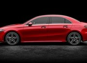 Mercedes Took the C-Class, Gave it a Face Lift, and Calls it the A-Class L in China - image 778338