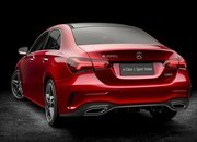 Mercedes Took the C-Class, Gave it a Face Lift, and Calls it the A-Class L in China - image 778339