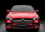 Mercedes Took the C-Class, Gave it a Face Lift, and Calls it the A-Class L in China - image 778340