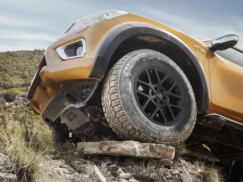 Someone is Pushing for a Nissan Navara Nismo and It Could Put a Hurtin' On the Ford Ranger Raptor