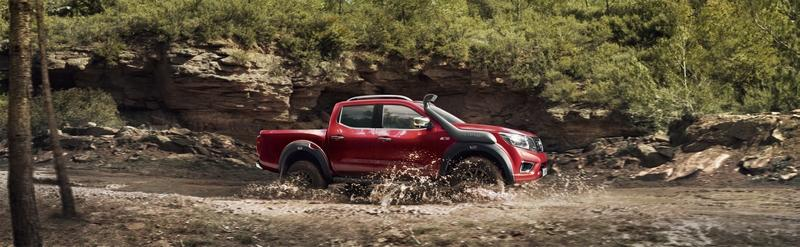 2018 Nissan Navara Off-Roader AT32 Exterior - image 778377