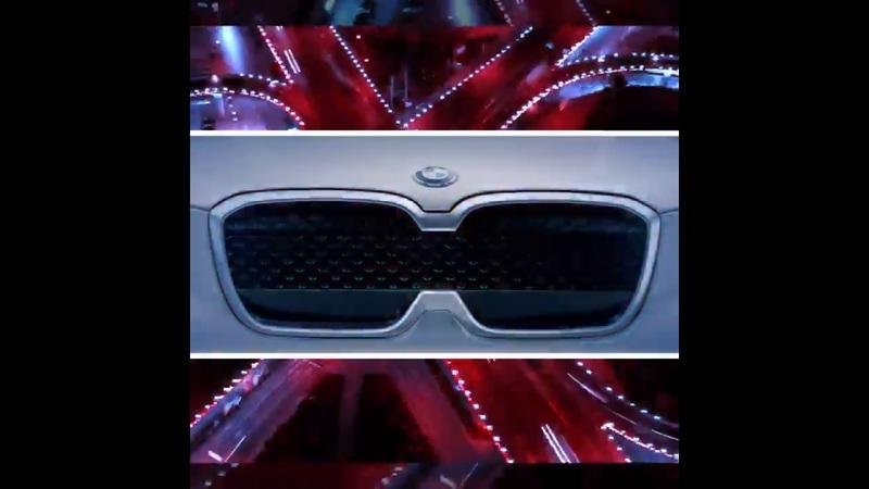 One Minute News: BMW Teases the iX3 Concept and It Doesn't Have the X3's Grille