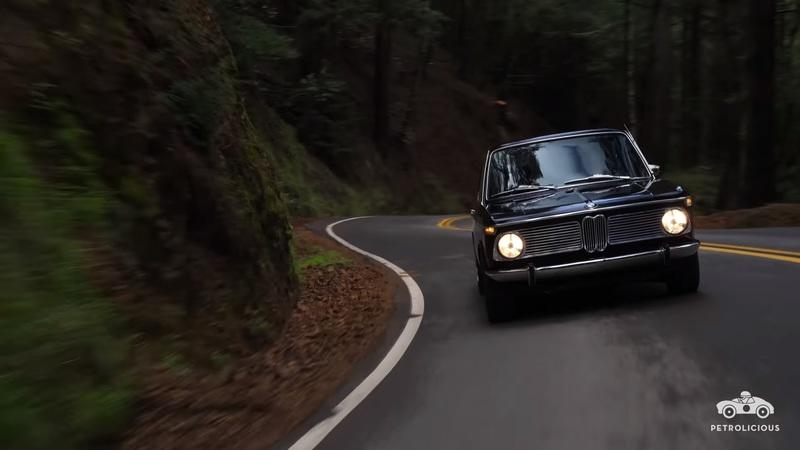 "Petrolicious Explores A ""Tastefully Modified"" '73 BMW 2002: Video"