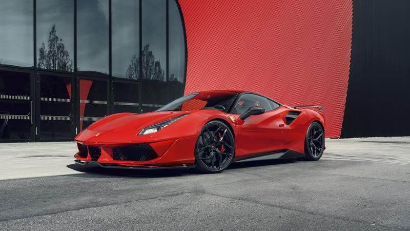 Pogea Racing's FPlus Corsa Program for the Ferrari 488 GTB is The Balled-Up Fist You Never Saw Coming