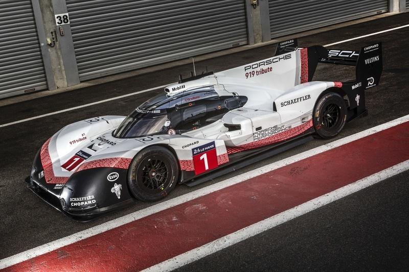 Can The Porsche 919 Evo Actually Destroy The Nurburgring's 35-Year Old Lap Record? - image 776836