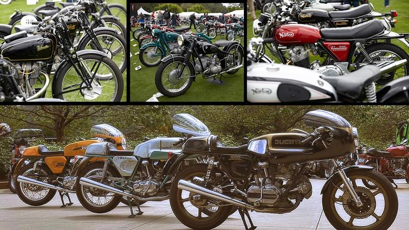 What's Going On At The Quail Motorcycle Gathering Event?
