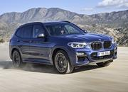 Report: BMW To offer the BMW X3 M With a Competition Package - image 778263