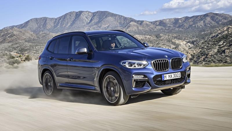 Report: BMW To offer the BMW X3 M With a Competition Package