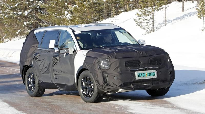 Report: The Kia Telluride Will Closely Resemble the Concept