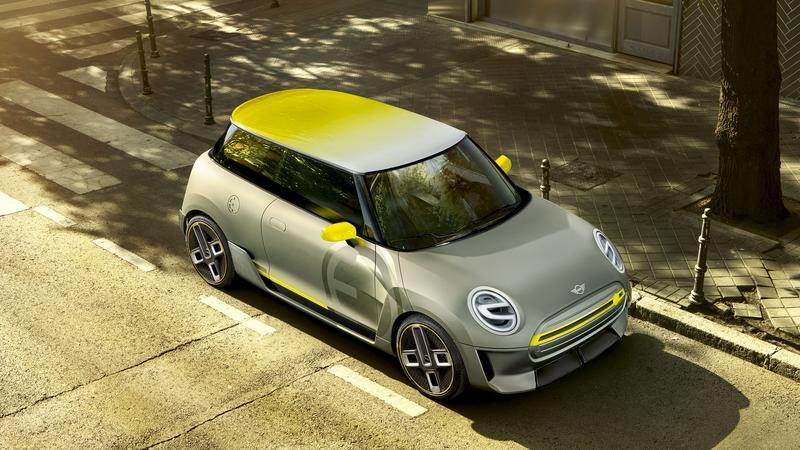 Rumor: The Mini Electric Concept Could Come to Life as the BMW i1