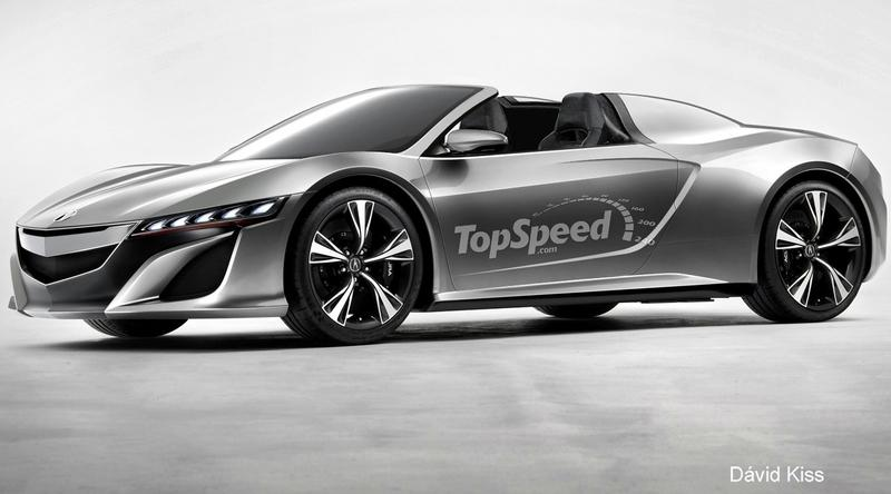 Rumor Watch: The Acura NSX Roadster May Debut in the Next 9 Months