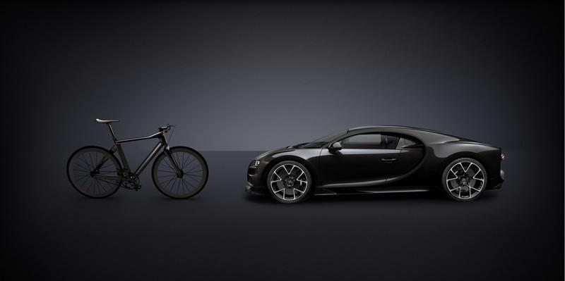 The Bugatti PG Bike. The world's most exclusive cycle