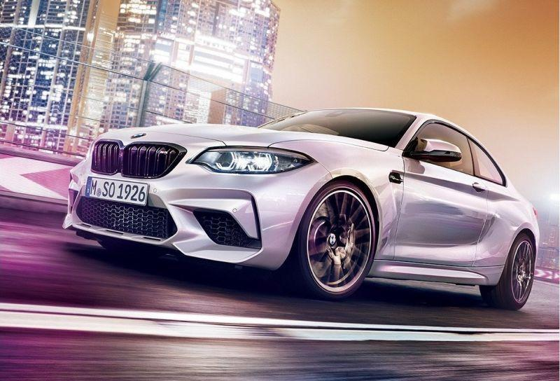 The BMW M2 Competition Has Leaked and It's Got M4-Like Performance