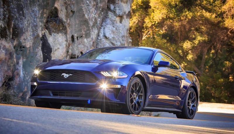 Thanks to the Success of the EcoBoost Mustang the 2020 Ford Mustang Will Go Hybrid Exterior - image 778414