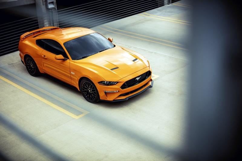 Thanks to the Success of the EcoBoost Mustang the 2020 Ford Mustang Will Go Hybrid Exterior - image 778418