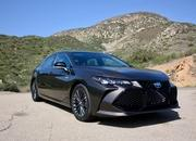 The Adaptive Suspension On The 2019 Toyota Avalon Works Wonders - image 778130