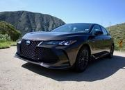The Adaptive Suspension On The 2019 Toyota Avalon Works Wonders - image 778131