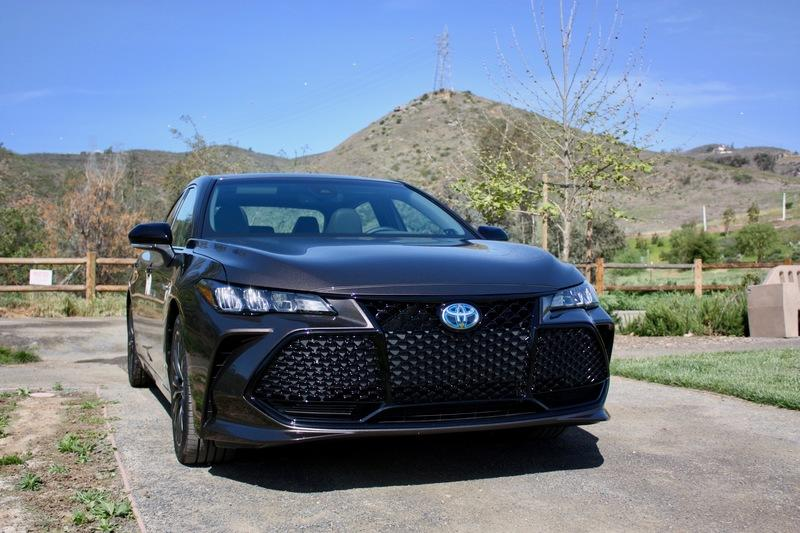 2019 Toyota Avalon: First Drive Impressions