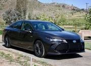 The Adaptive Suspension On The 2019 Toyota Avalon Works Wonders - image 778138