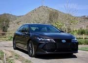 The Adaptive Suspension On The 2019 Toyota Avalon Works Wonders - image 778139