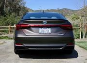The Adaptive Suspension On The 2019 Toyota Avalon Works Wonders - image 778143