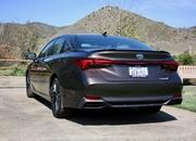 The Adaptive Suspension On The 2019 Toyota Avalon Works Wonders - image 778144