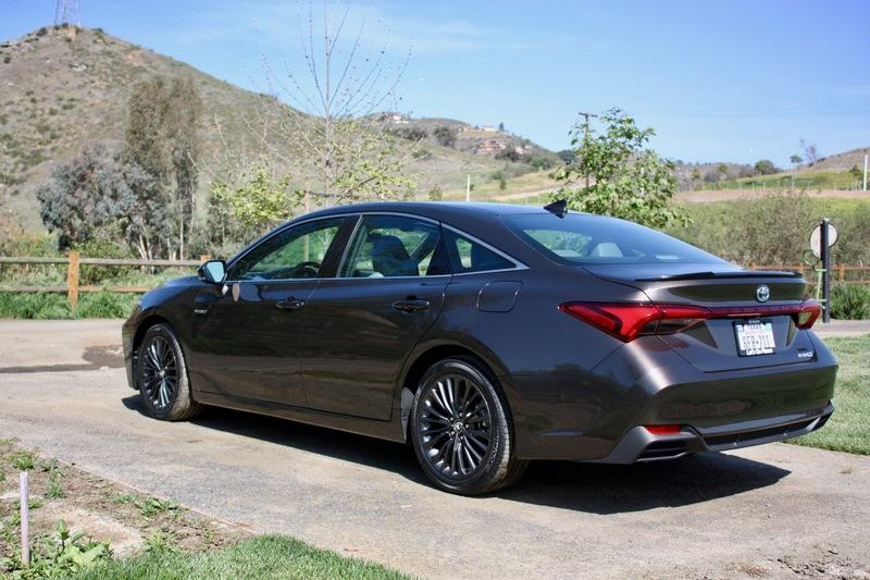 2019 Toyota Avalon - Driven Exterior - image 778145