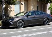 The Adaptive Suspension On The 2019 Toyota Avalon Works Wonders - image 778149