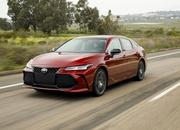 The Adaptive Suspension On The 2019 Toyota Avalon Works Wonders - image 778065