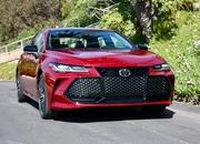 The Adaptive Suspension On The 2019 Toyota Avalon Works Wonders - image 778152