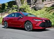 The Adaptive Suspension On The 2019 Toyota Avalon Works Wonders - image 778161