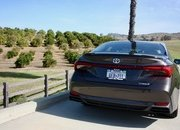 The Adaptive Suspension On The 2019 Toyota Avalon Works Wonders - image 778124