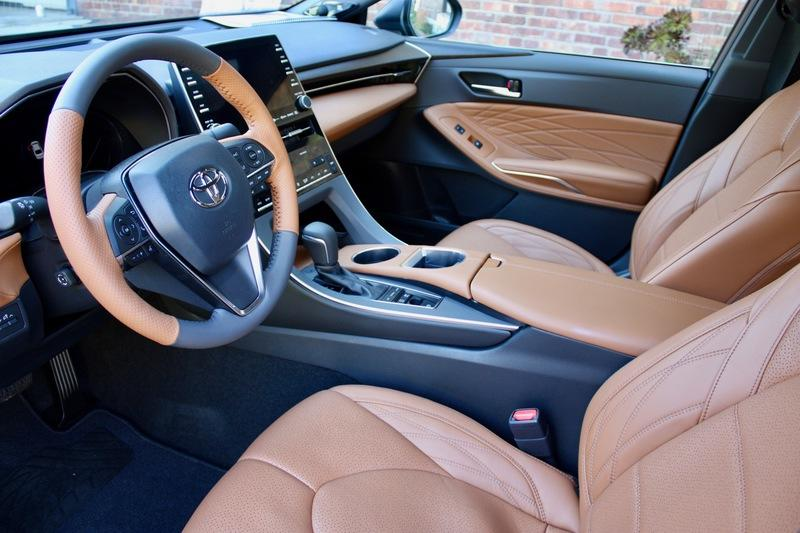2019 Toyota Avalon - Driven Interior - image 778180