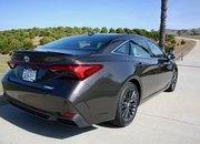 The Adaptive Suspension On The 2019 Toyota Avalon Works Wonders - image 778128
