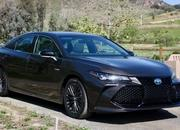 Test Drive: The 2019 Toyota Avalon Hybrid Has Some Surprising Punch - image 778218