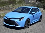 Toyota's Corolla GR Hatchback Aims at the VW Golf GTI and Honda Civic Type R - image 778899