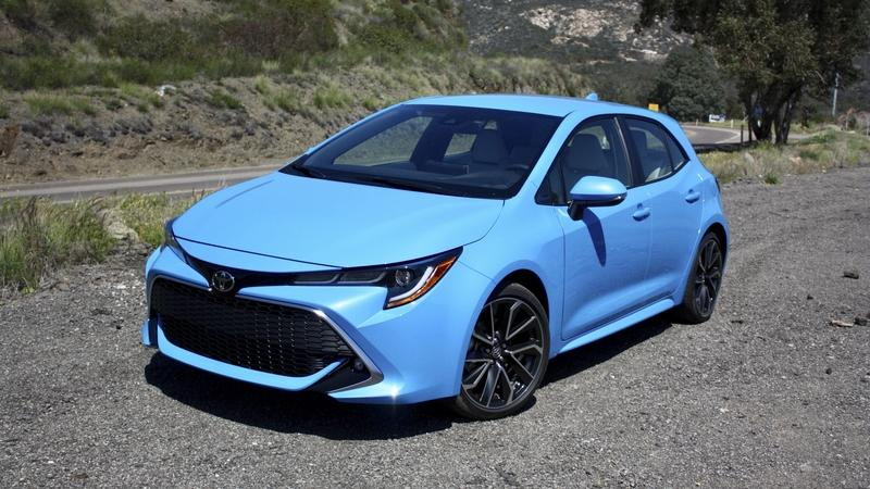 Toyota's Corolla GR Hatchback Aims at the VW Golf GTI and Honda Civic Type R