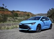 Toyota's Corolla GR Hatchback Aims at the VW Golf GTI and Honda Civic Type R - image 778776