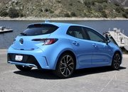 Toyota's Corolla GR Hatchback Aims at the VW Golf GTI and Honda Civic Type R - image 778779