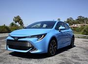 Toyota's Corolla GR Hatchback Aims at the VW Golf GTI and Honda Civic Type R - image 778785
