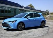 Toyota's Corolla GR Hatchback Aims at the VW Golf GTI and Honda Civic Type R - image 778786