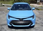 Toyota's Corolla GR Hatchback Aims at the VW Golf GTI and Honda Civic Type R - image 778787
